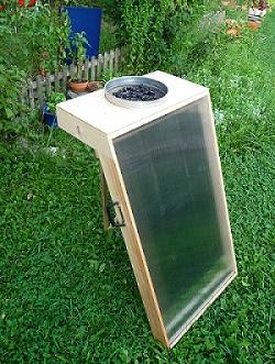 Sonnendörrer, dörren mit Sonnenenergie: Umweltfreundlich, energiesparend, praktisch