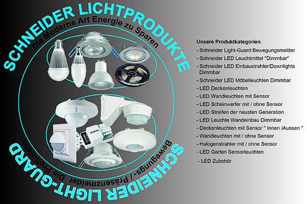 R.Schneider Lichtprodukte