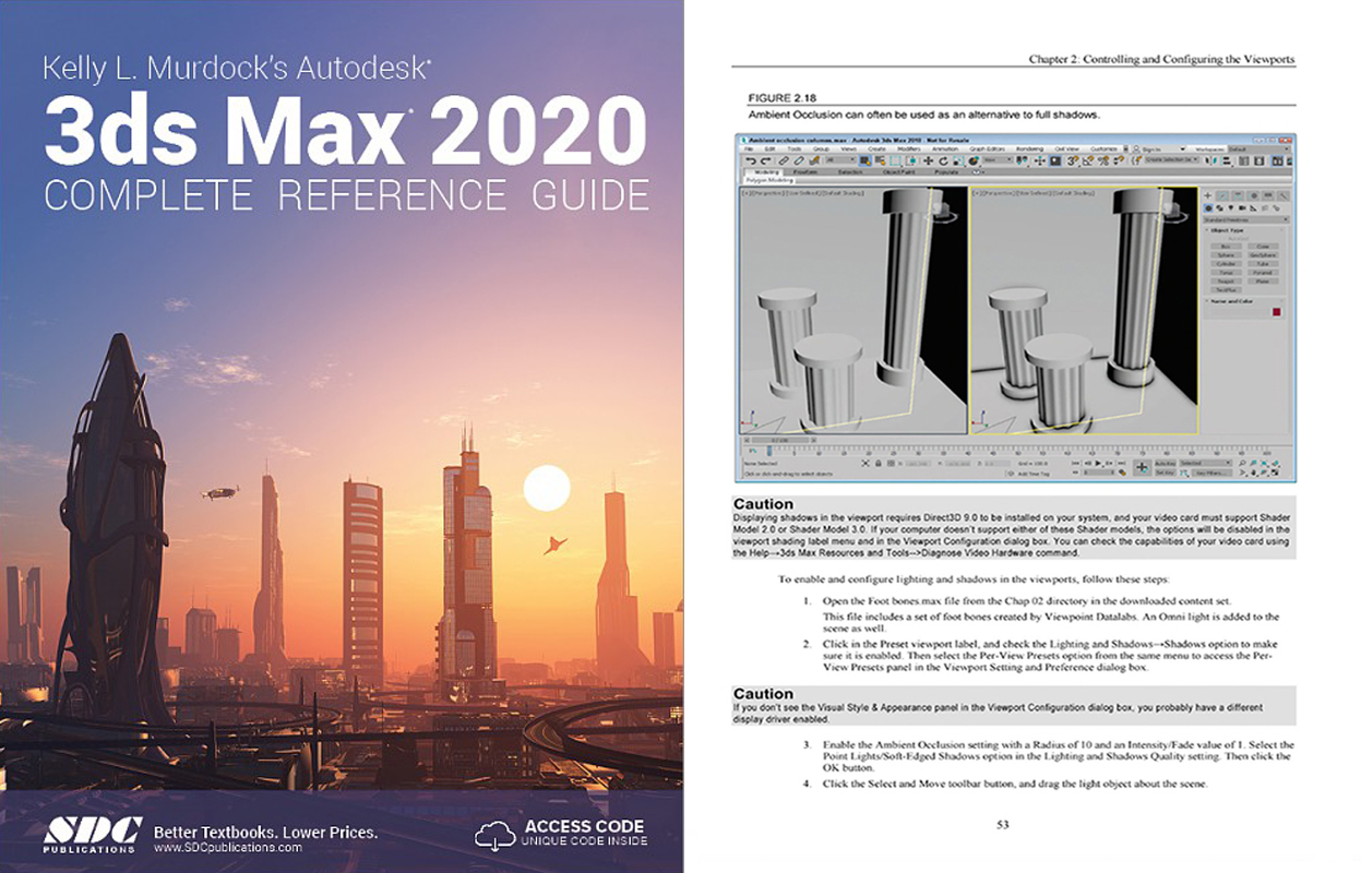 3ds max 2020 guide architecture software
