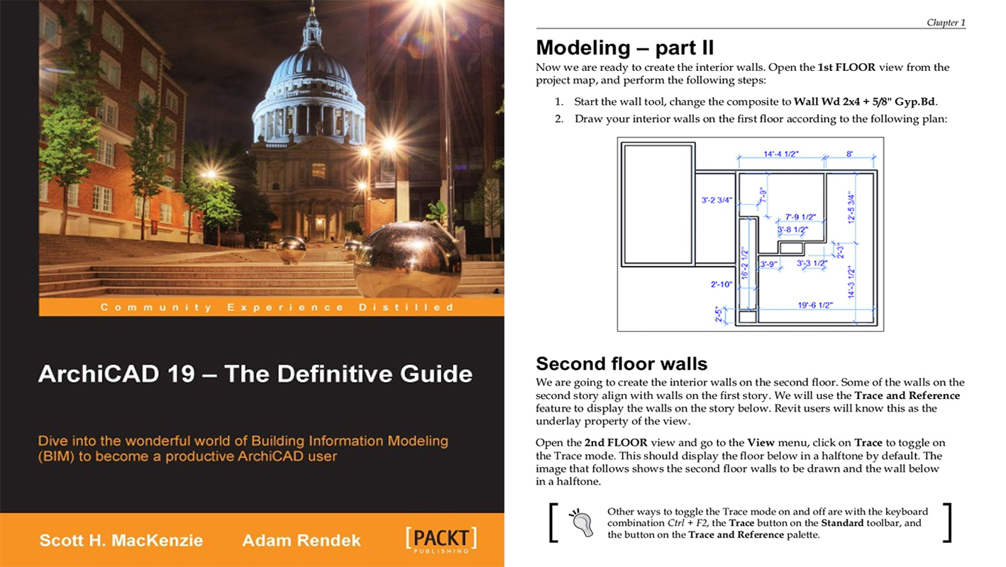archicad guide 2019 architecture software