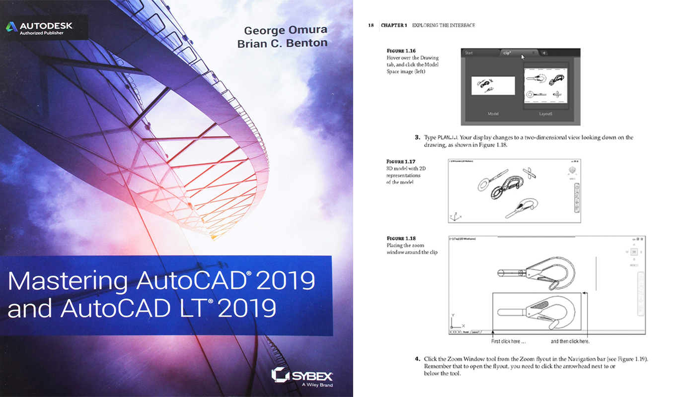 autocad guide software architecture