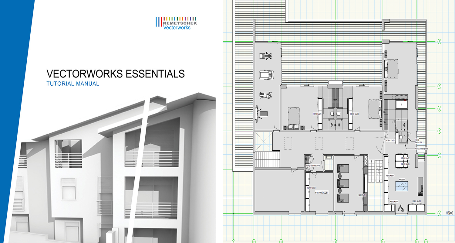 vectorworks guide architecture software