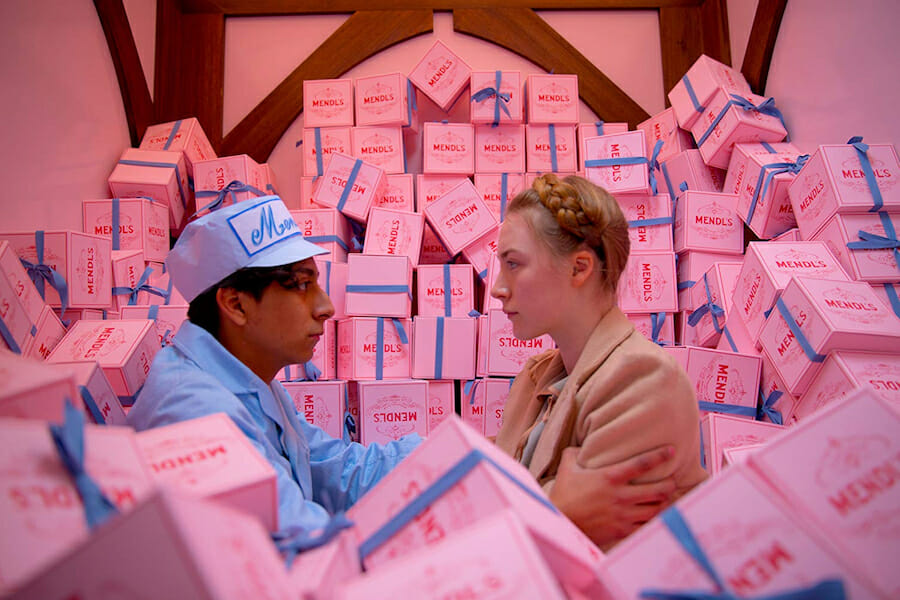 Wes Anderson Architecture