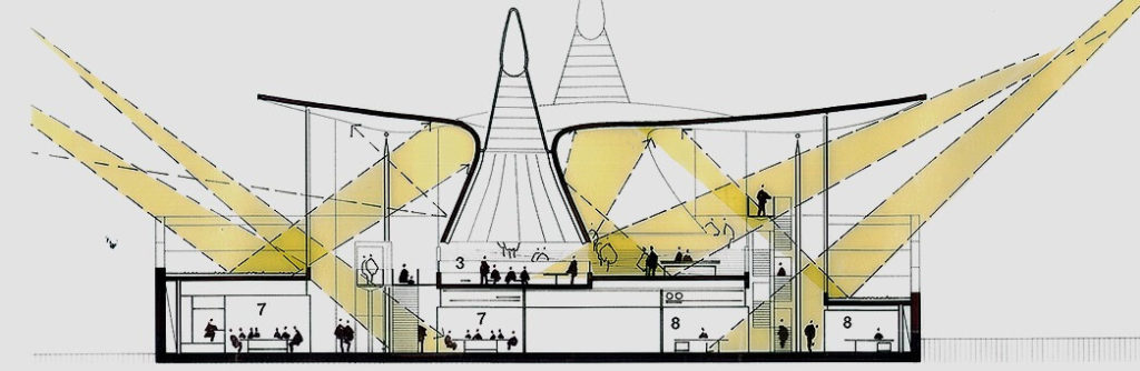 National Assembly for Wales concept drawing