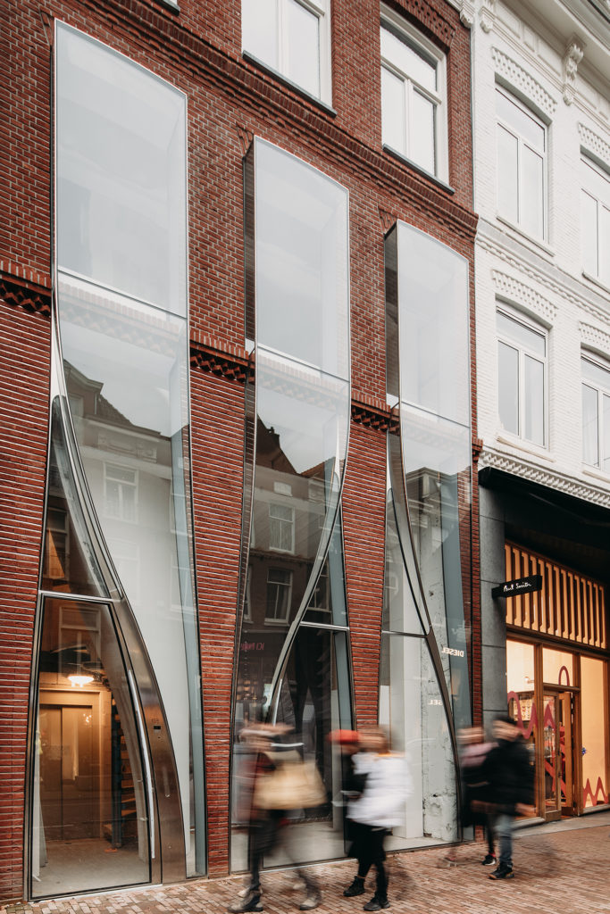 architectural material P.C. Hooftstraat 138 by UNStudio, Amsterdam, Netherlands