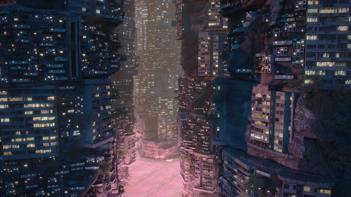 Planet City_Liam Young
